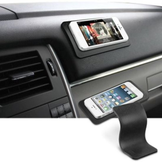 muvit Sticky Pad Dashboard Car Holder for Smartphone