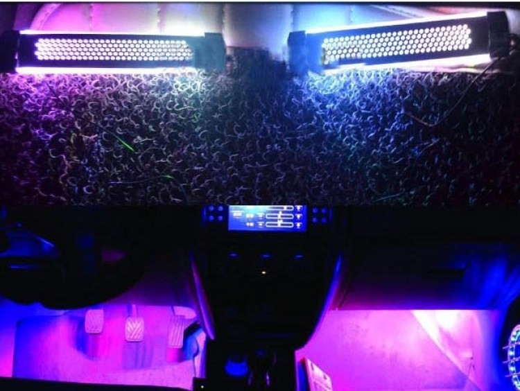 Auto interieur LED Sfeer Verlichting