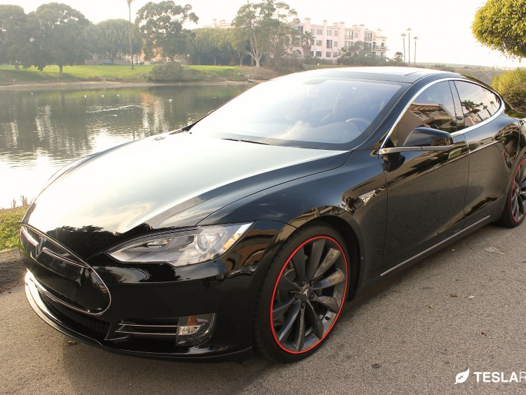 Consumenten vereniging test Tesla Model S P85 D