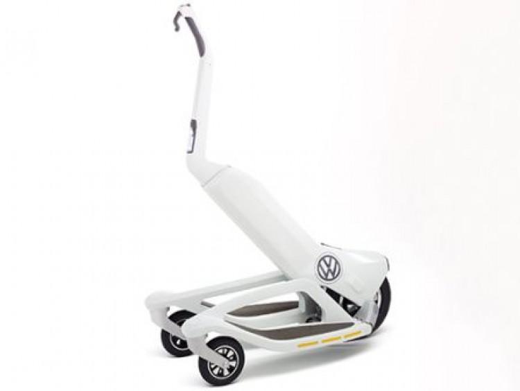 Volkswagen de nieuwe Segway concurrent ?!