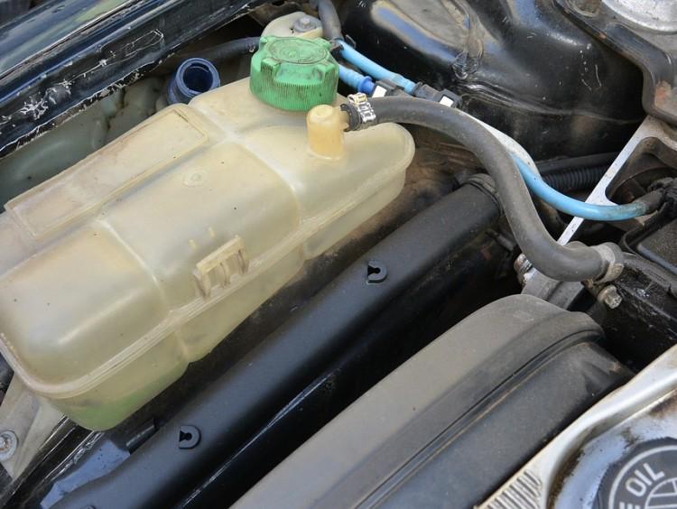 Onderdelen van de auto