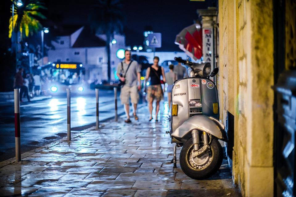 Scooter kopen in Almere